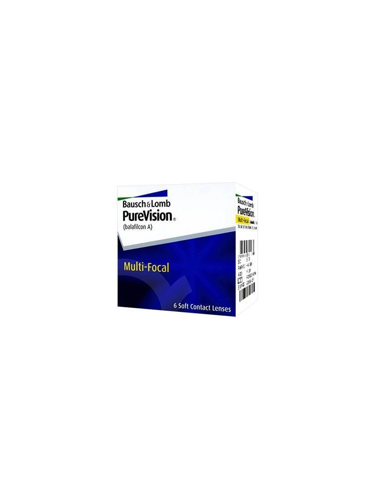 PureVision Multifocal (6 ud)