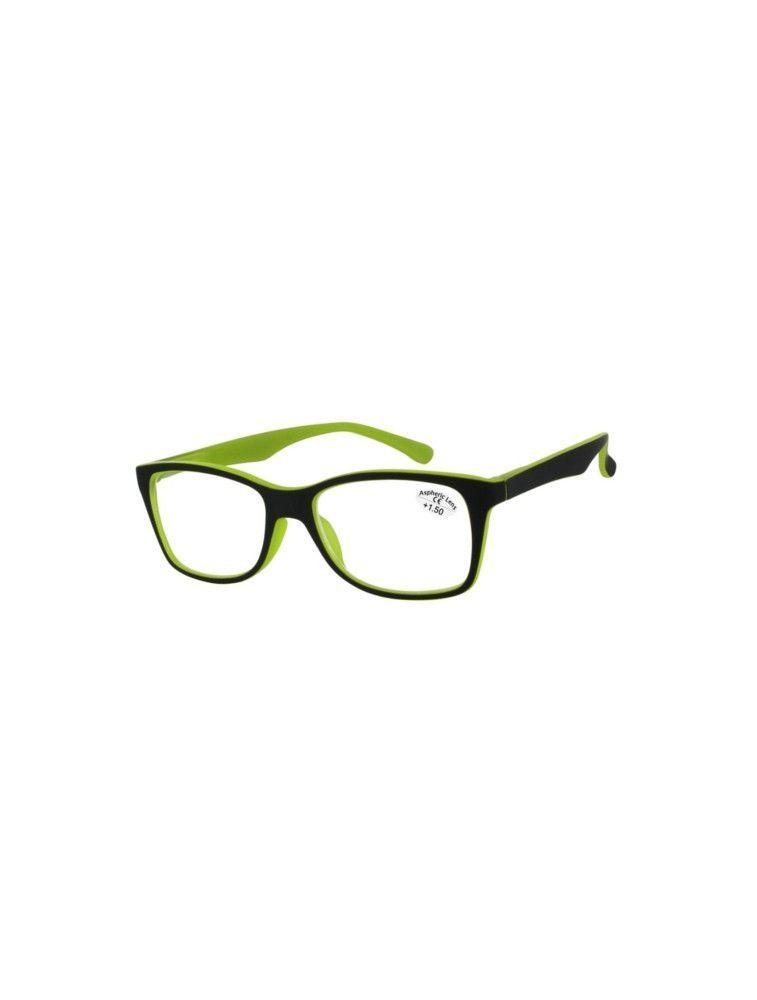 Gafas de Lectura Premontadas L94-B Negro/Verde