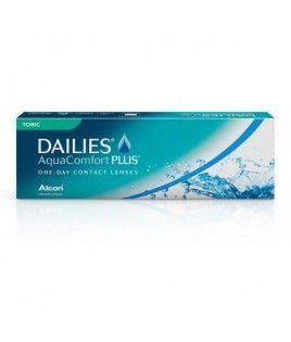 Dailies AquaComfort Plus Toric (30 ud)