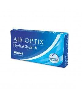 Lentes de Contacto Air Optix HydraGlyde 3uds