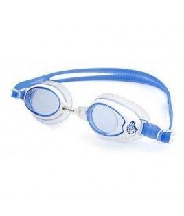 Gafas de Natación graduadas Adulto Miopía Azul Aquavista