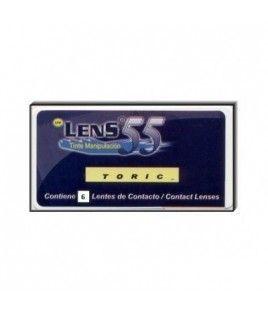 Lens 55 Toric (6 uds)