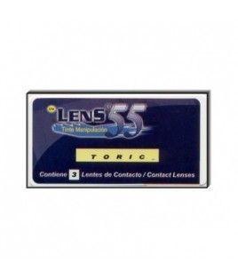 Lens 55 Toric (3 uds)