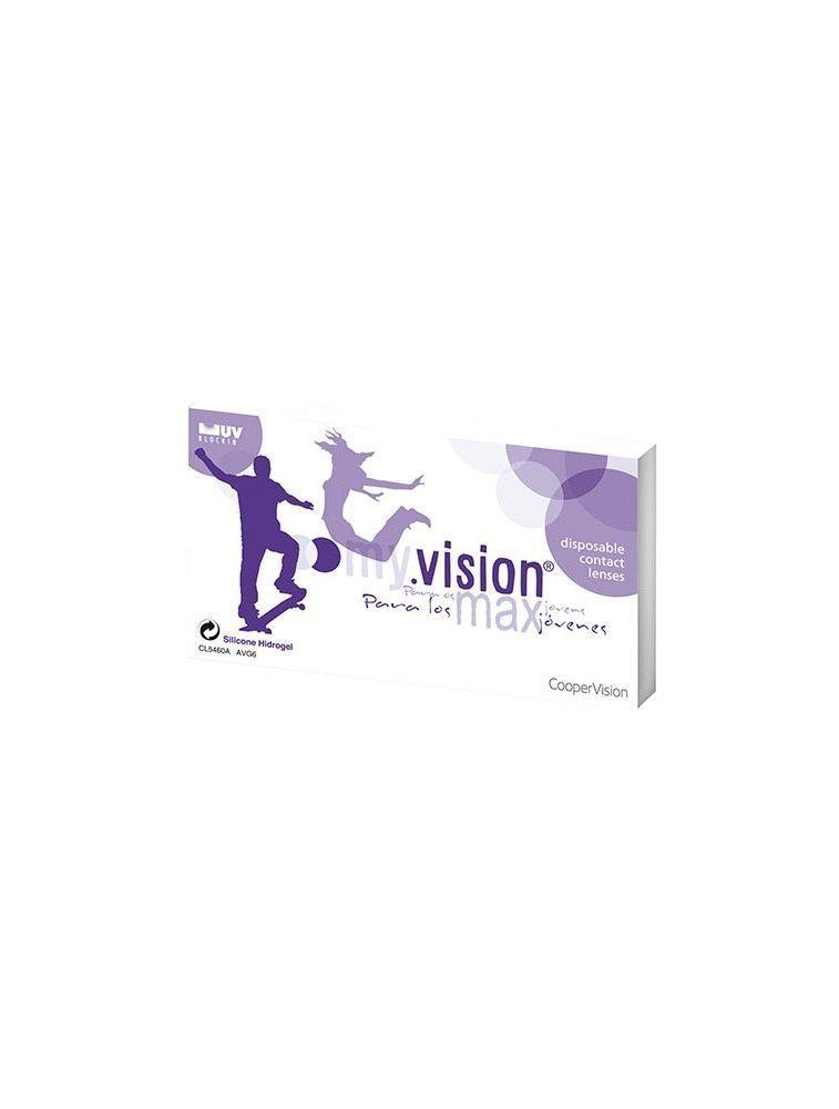 My Vision Max (6 uds)