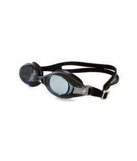 Gafas de Natación graduadas Adulto Hipermetropía Negro Aquavista