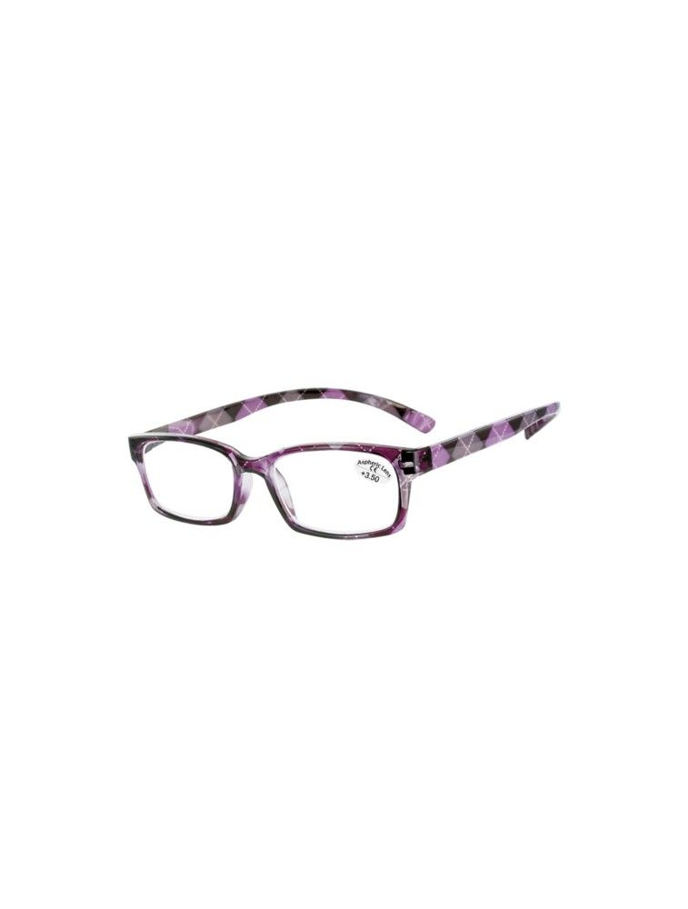 Gafas de Lectura Premontadas L82-B Lila/Negro