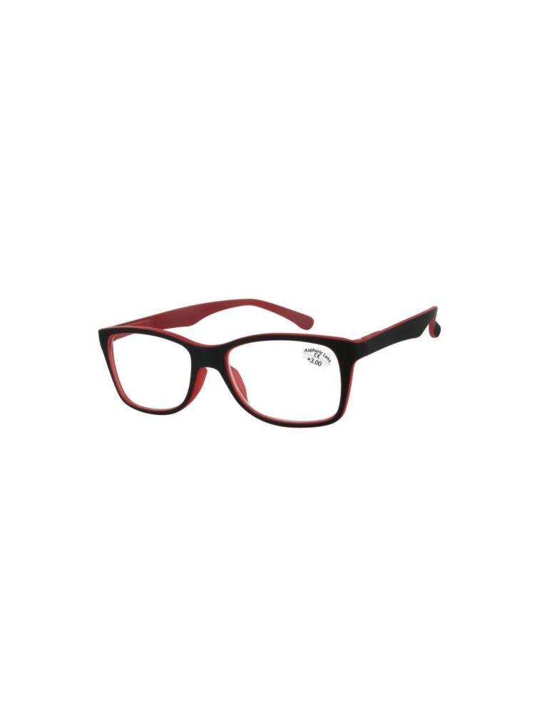 Gafas de Lectura Premontadas L94 Negro/Rojo