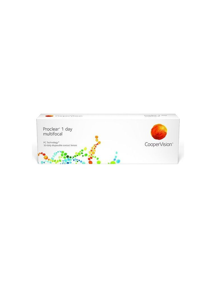 Proclear 1 Day Multifocal (30 ud)