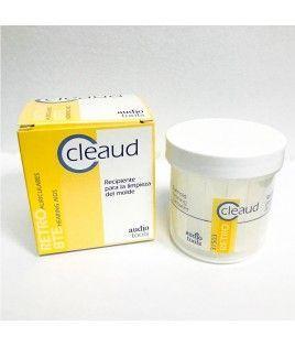 Recipiente de limpieza para moldes