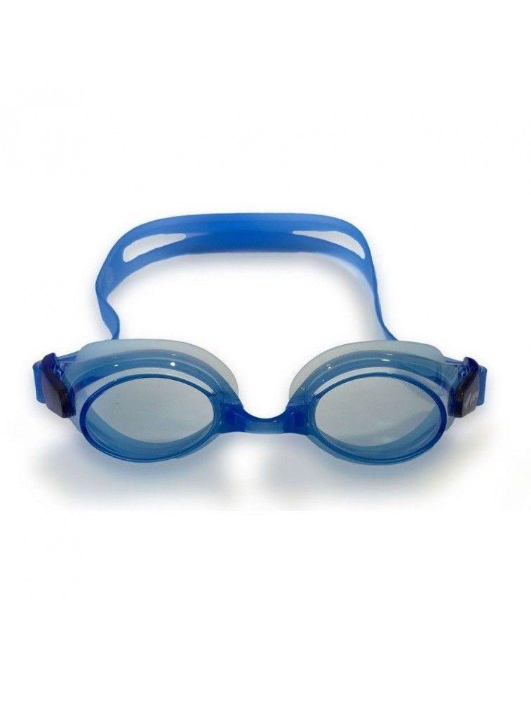 Gafas de Natación graduadas Junior Hipermetropía Aquavista Guppy Negro