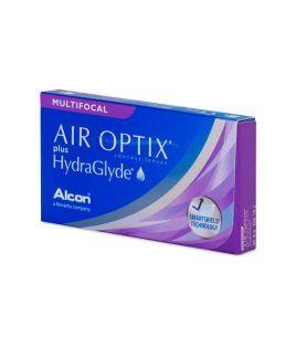 AirOptix Plus Hydraglyde...