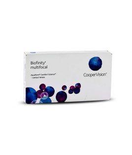 Biofinity Multifocal (3 ud)